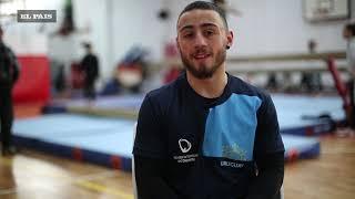 Víctor Rostagno, un gimnasta uruguayo en los Juegos Panamericanos
