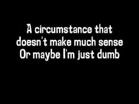 Chump - Green Day [Lyrics]