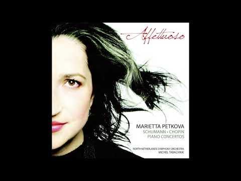 Marietta Petkova, Noord Nederlands Orkest – Schumann,  Chopin • Affettuoso (Album, 2010)