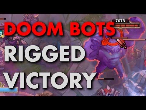 SICK DOOM BOTS VICTORY? THIS IS BROKEN!