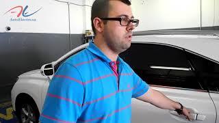 Обзор сигнализации Pandora DXL 5000 S установленной на Lexus RX 350