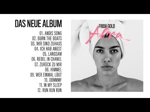 FRIDA GOLD - Alina (Official Album Player)