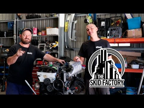 THE SKID FACTORY - Finding True Top Dead Centre