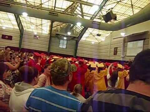 Indian Creek High School 2011 Graduates Tribute
