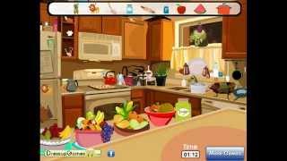 Игра Найди предметы на кухне