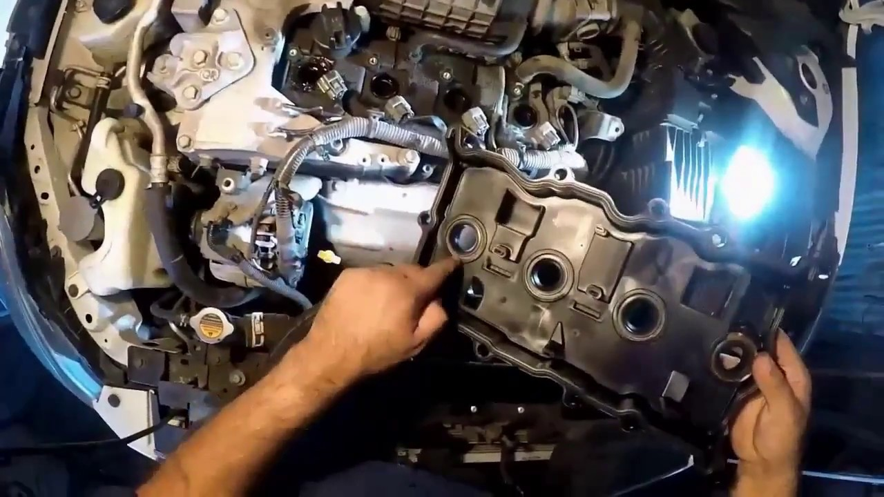 How to diagnose a 2008 Nissan Altima Cylinder Misfire