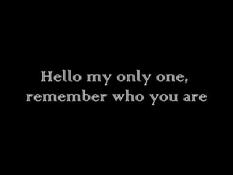 Only One-Kanye West Lyrics Feat Paul McCartney