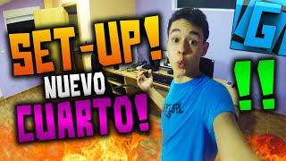 Set-Up! Mi Nuevo Cuarto! - TheGrefg