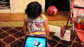 Baby iPad - Naama