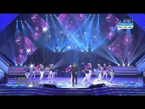 HIT 열린음악회김태우Kim Tae Woo  사랑비Love Rain20150104