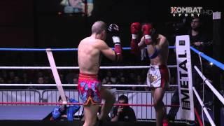 Ahmed Moutfi StarBoxing vs Gabriel Moreno UMB Perpignan