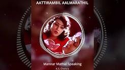 Attirambil al marathil. ,my favorite song. Avi youtube.