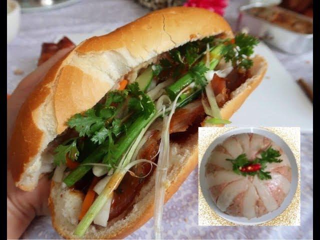 Pate ngon cho bánh mì Việt Nam thêm đặc sắc|| pate, sốt dầu trứng, nước sốt bánh mì || Natha Food