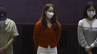 210918 메가박스 코엑스 2관 기적 무대인사 윤아 …