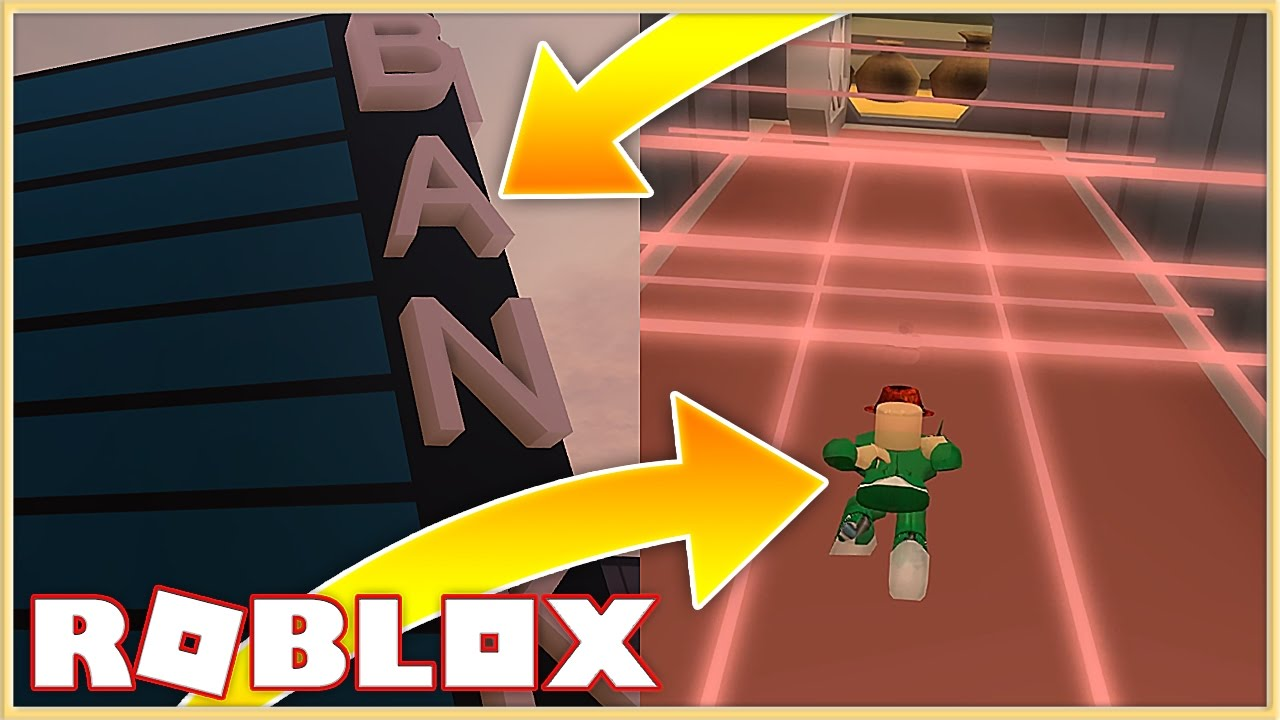 How To Glitch Into The Bank Without A Keycard Roblox Jailbreak
