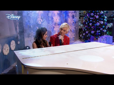 Austin and Ally | I Love Christmas Song | Disney Channel UK HD