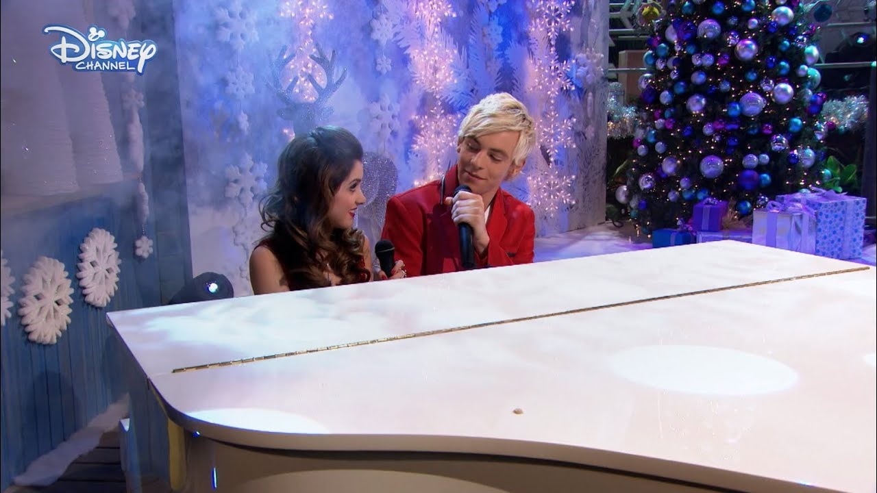 Austin And Ally I Love Christmas Song Disney Channel