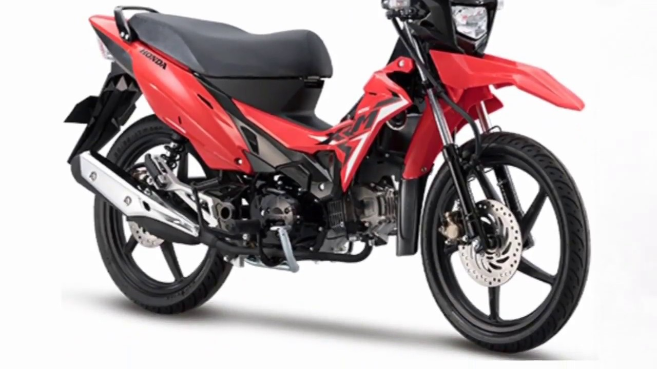 The all new 2019 honda xrm 125 motard