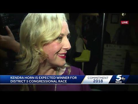 Surprise winner Kendra Horn unseats incumbent Steve Russell