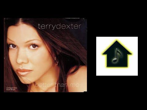 Terry Dexter - Better Than Me (Hex Hector's Big Room 12'' Mix)