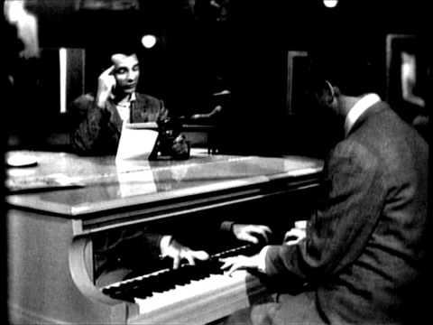 Jack Kerouac & Steve Allen - 'Charlie Parker'