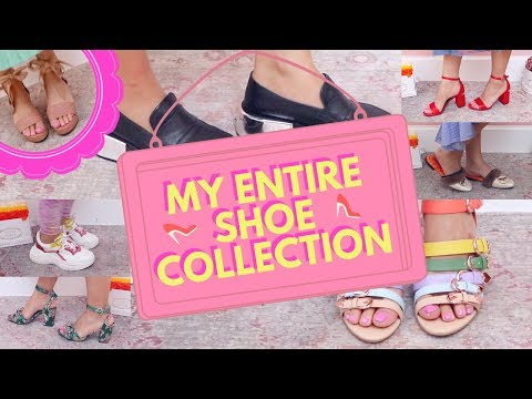 my-shoe-collection:-trying-on-all-my-shoes- -shoe-addict-👠