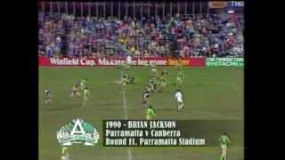 Greatest tries of the century Rugby