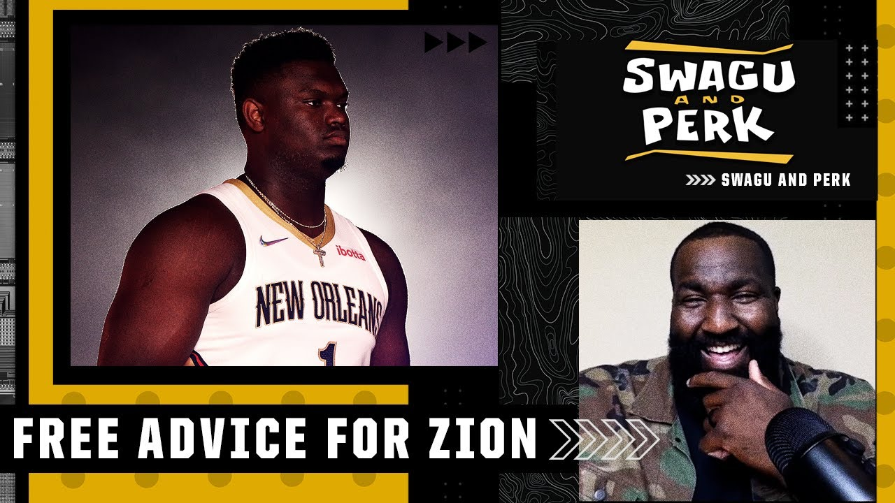 Download Is it time to worry about both Zion Williamson and Patrick Mahomes? | Swagu and Perk | Episode 1