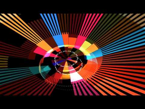 CGI Animated Audio Visual Performance HD   Chromophore  by   Paul Prudence