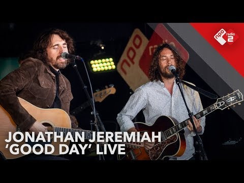Jonathan Jeremiah - 'Good Day' Live @ Concert at SEA 2018 | NPO Radio 2