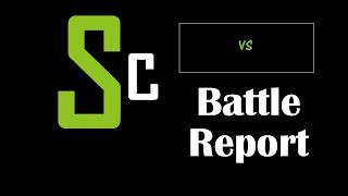 Warhammer 40000: Battle Report: Dark Eldar/Eldar/Harlequins vs Space Marines : 1500pts
