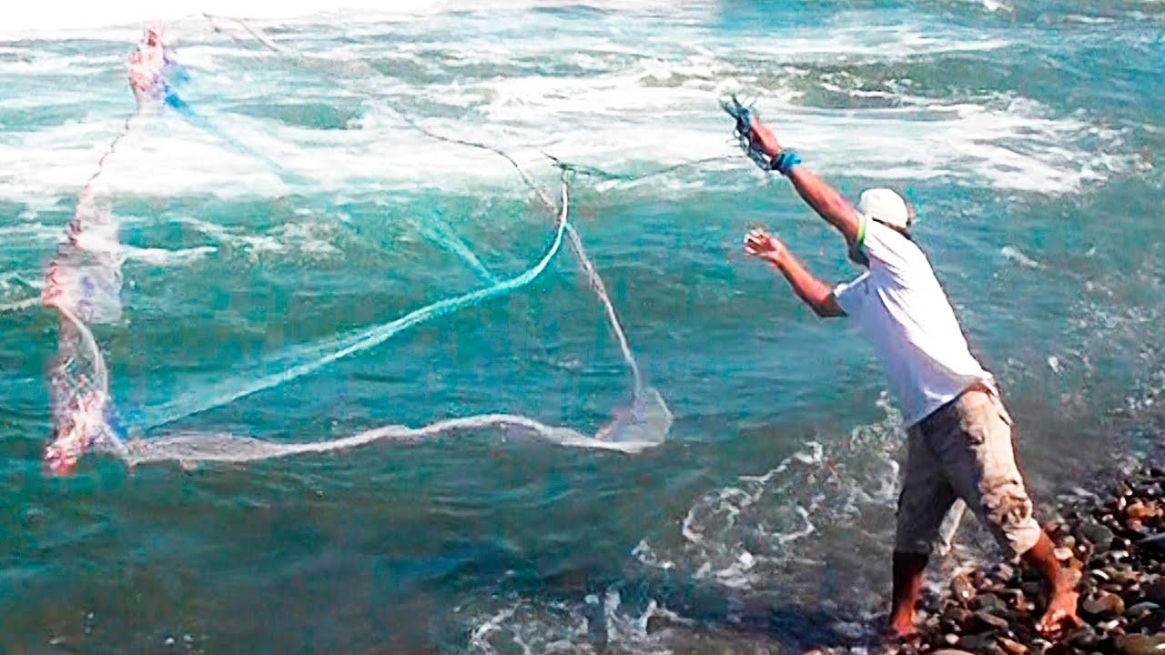 yo redes de pesca