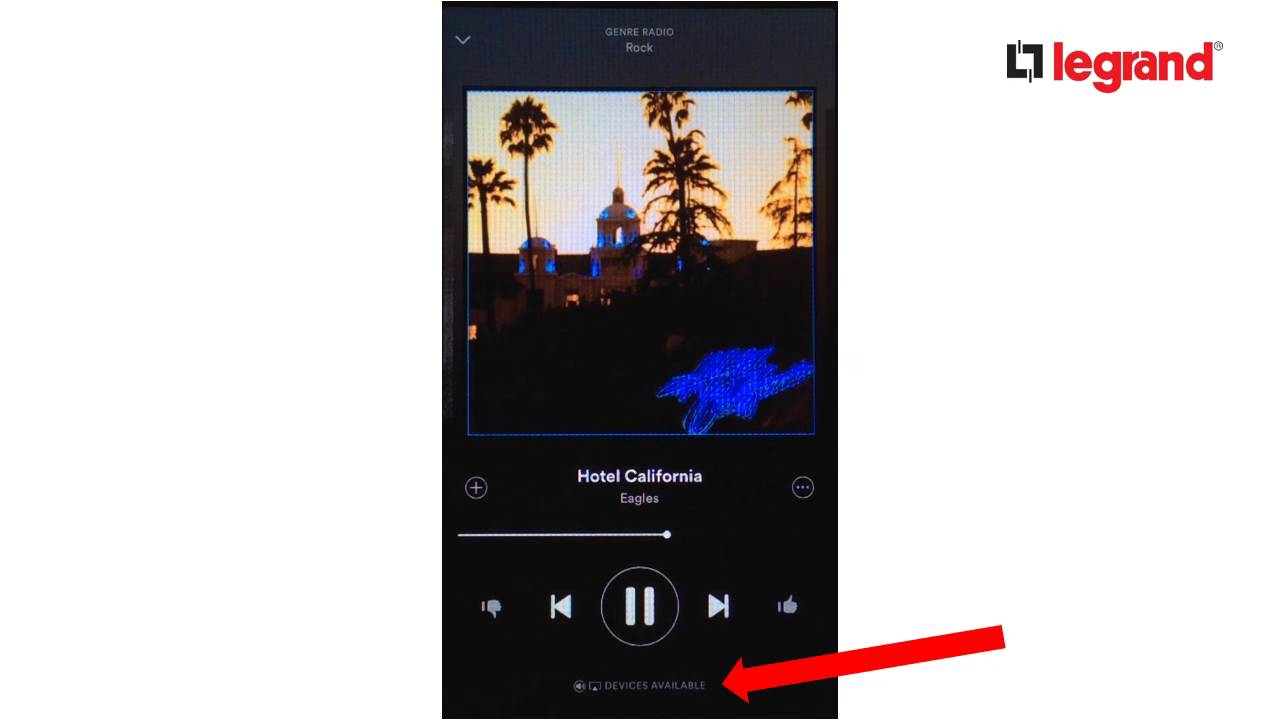 How to Use Spotify with Legrand's Nuvo Player Portfolio