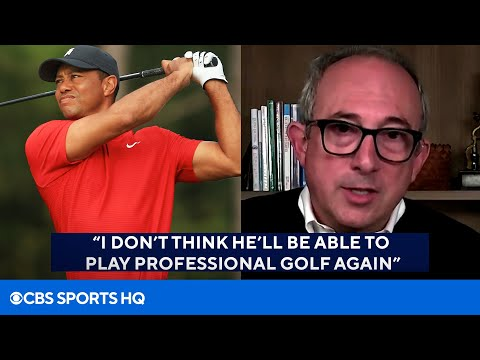 Download video: Doctor on Tiger Woods' Recovery and If He'll Play Again | CBS Sports HQ