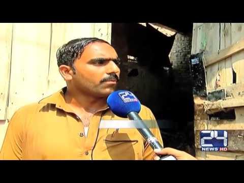 24 Report:  Illegal business of animals skin at full swing in Multan
