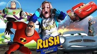 🎮 Przygoda ze studiem Disney Pixar! Rush A Disney Pixar Adventure Xbox One