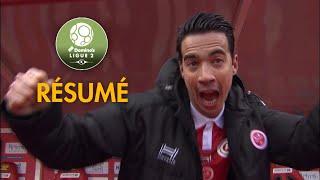 Stade de Reims - RC Lens ( 3-1 ) - Résumé - (REIMS - RCL) / 2017-18