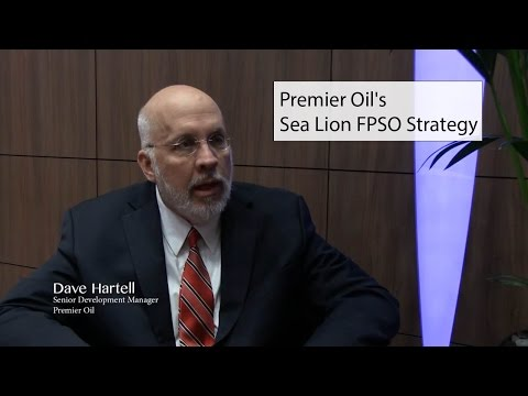 Premier Oil's Sea Lion FPSO Strategy