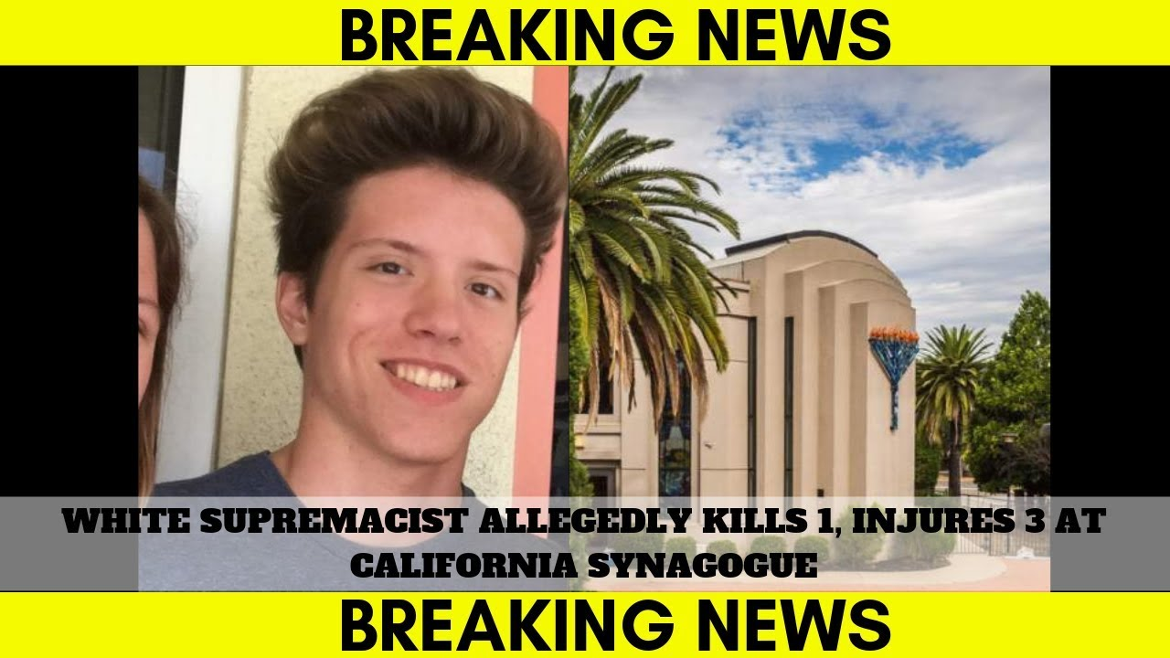 John T  Earnest The San Diego Synagogue Of Satan Shooter