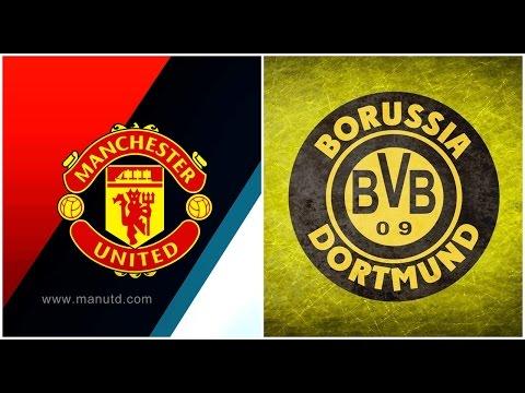 Манчестер Юнайтед - Боруссия Дортмунд 1-4.Обзор матча 22.07.2016.