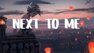 Download Axel Johansson - Next To Me (Lyrics Video) Âm Nhạc Gây Nghiện Hay Nhất 2018 Mp3