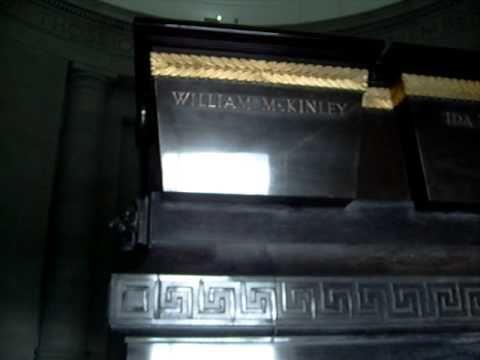 Presidential gravesites: William McKinley