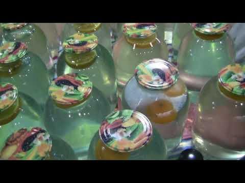 Берёзовый сок в 3х литровых банках рецепт