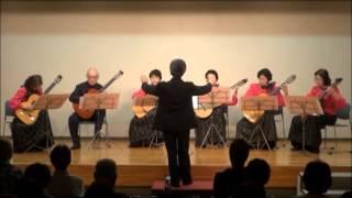 2013年第26回ギター合奏フェスティバルin横須賀の中ホール。 鎌倉が拠点...