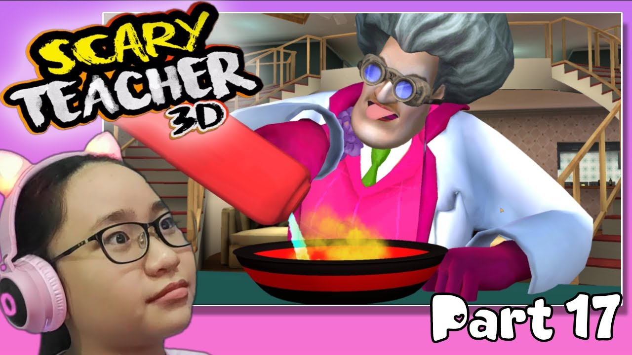 Download Scary Teacher 3D New Levels 2021! - Part 17 - Chemical Catastrophe Gameplay Walkthrough!!!