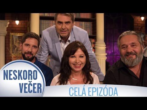 Marcel Palonder, Petra Bernasovská a Juraj ŠOKO Tabaček v Neskoro Večer - CELÁ EPIZÓDA