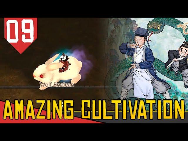 Fazendo CONTRATOS com MONSTROS - Amazing Cultivation Simulator Immortal #09 [Série Gameplay PT-BR]