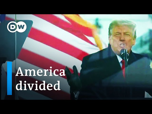 The USA divided: America after Trump   DW Documentary
