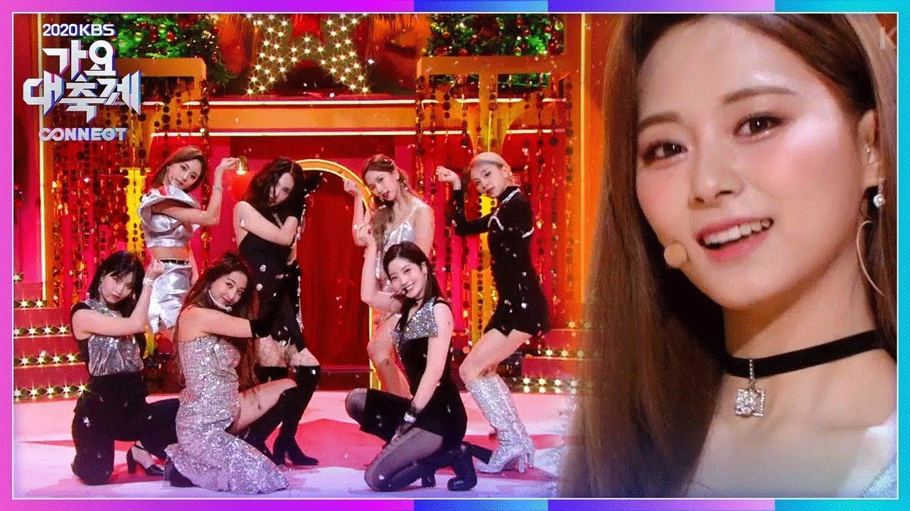Download TWICE (트와이스) - MORE & MORE + I CANT STOP ME [2020 KBS 가요대축제] | KBS 201218 방송