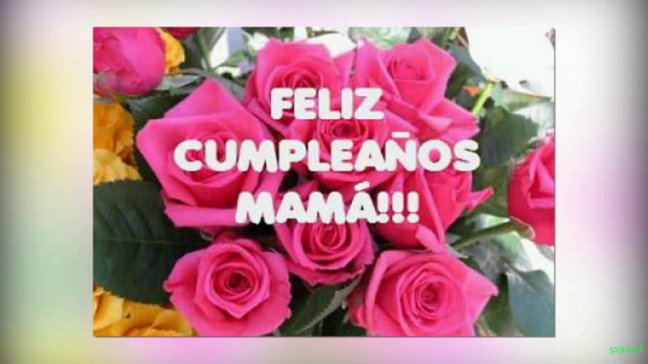 Feliz cumpleaños ... Feliz Cumpleanos Mama Tarjetas